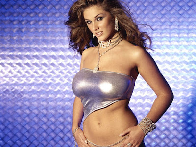 Lucy Pinder Lovely Wallpaper