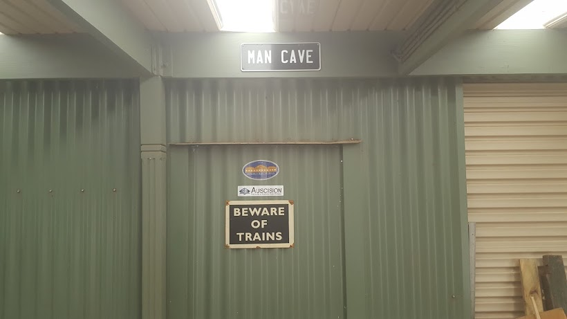 Andersons Man Cave