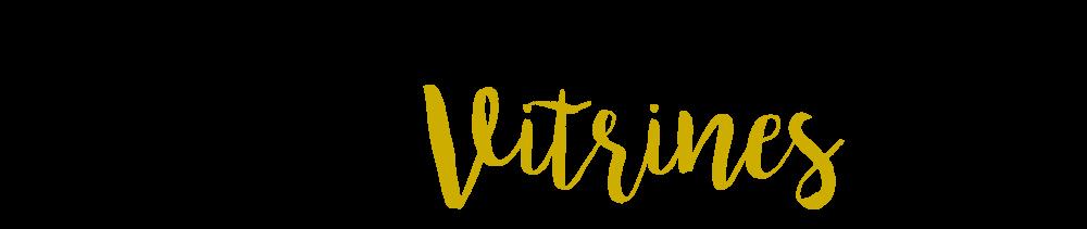 Entre Vitrines Blog