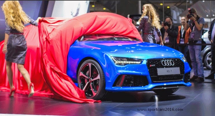 2016 Audi RS7 Release Date and Price