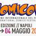 NAPOLI COMICON 2014: FOTOREPORTAGE ESSENZIALE - GIORNO 1