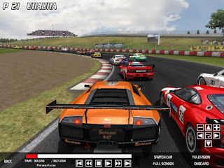 Racing Car Games