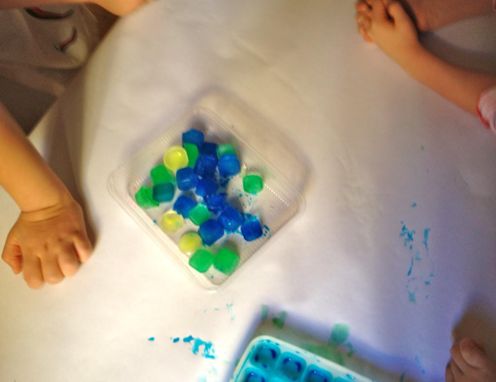 Top Mille idee al nido: Colorare con il ghiaccio ZY56