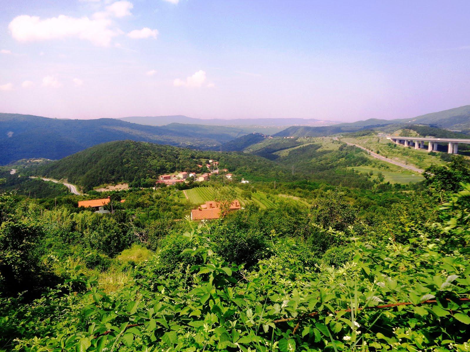 12 marzo 2017 - Traversata lungo la valle del Risano - Prima tappa: da Skofije a Predloka