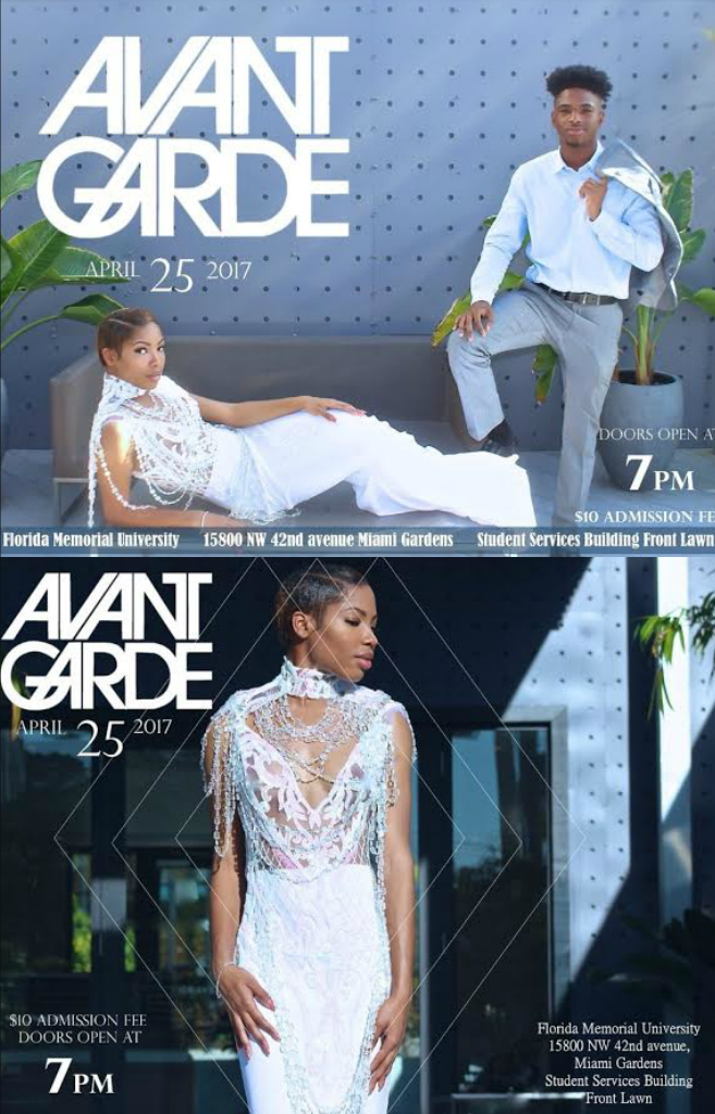 Snappin Event: Avant Garde Fashion Show on FMC Campus