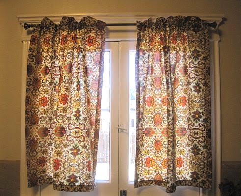 Sewing Kitchen Curtains Custom Decoration