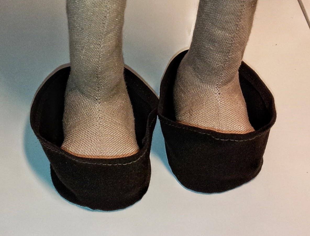 Как сделать туфли для Барби? 90
