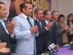 Estuvo autorizado Kalil por Miguel Vargas para decir que este votará por Danilo Medina