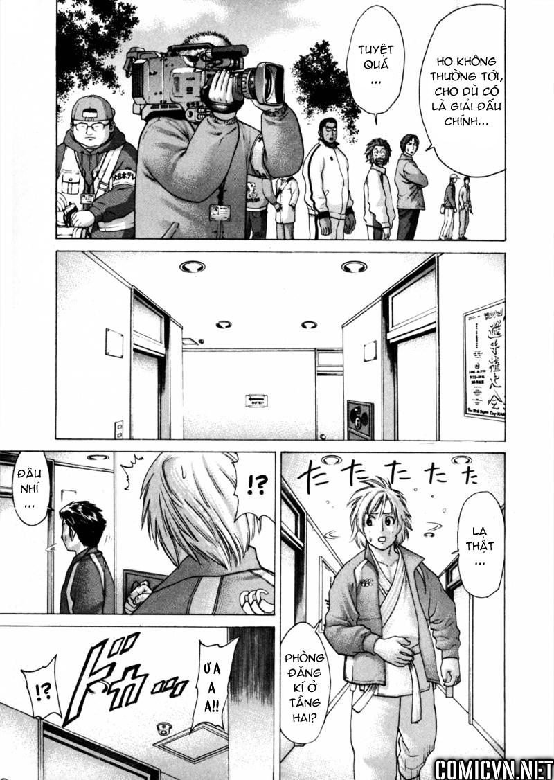 Karate Shoukoushi Kohinata Minoru chap 75 Trang 18