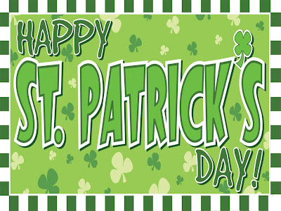 Free Download St. Patrick's Day PowerPoint Background 6