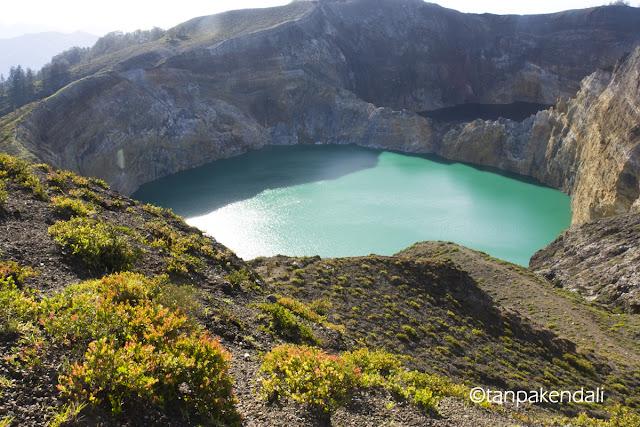 Danau Kelimutu, Ende, Flores