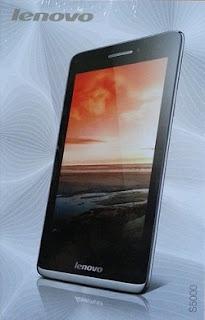 Tablet Lenovo S5000 7 inch Processor QuadCore Harga Dua Jutaan