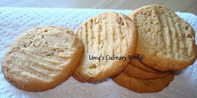 pistachio cornmeal cookies