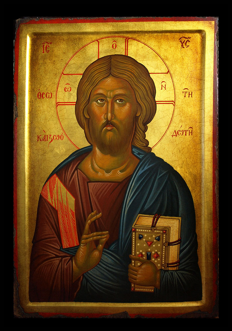 eastern orthodox icons jesus -#main
