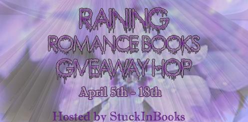 Raining Romance Giveaway Hop Banner