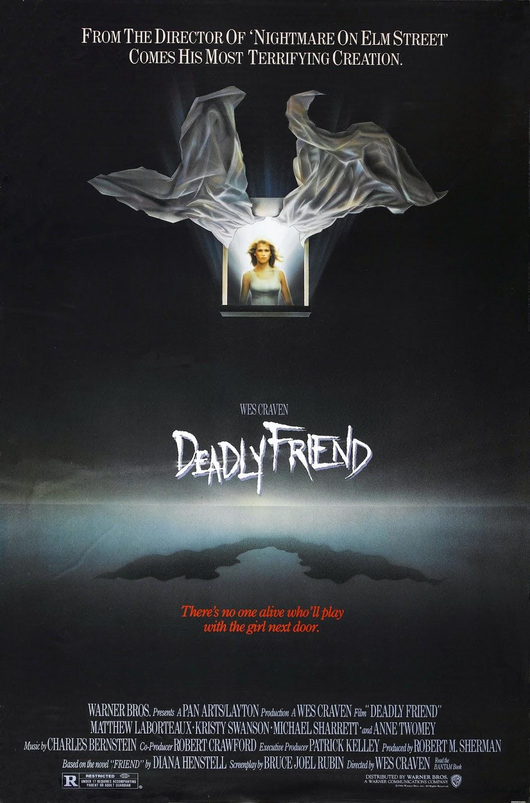 Dead Girls Movie Movie Review Deadly Friend