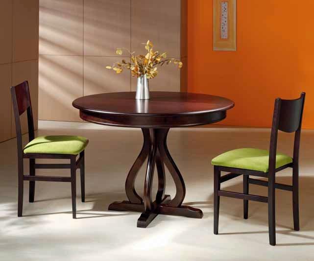 Muebles de comedor mayo 2014 - Mesas de comedor redondas modernas ...
