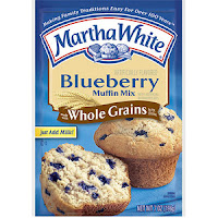Martha White muffin mix