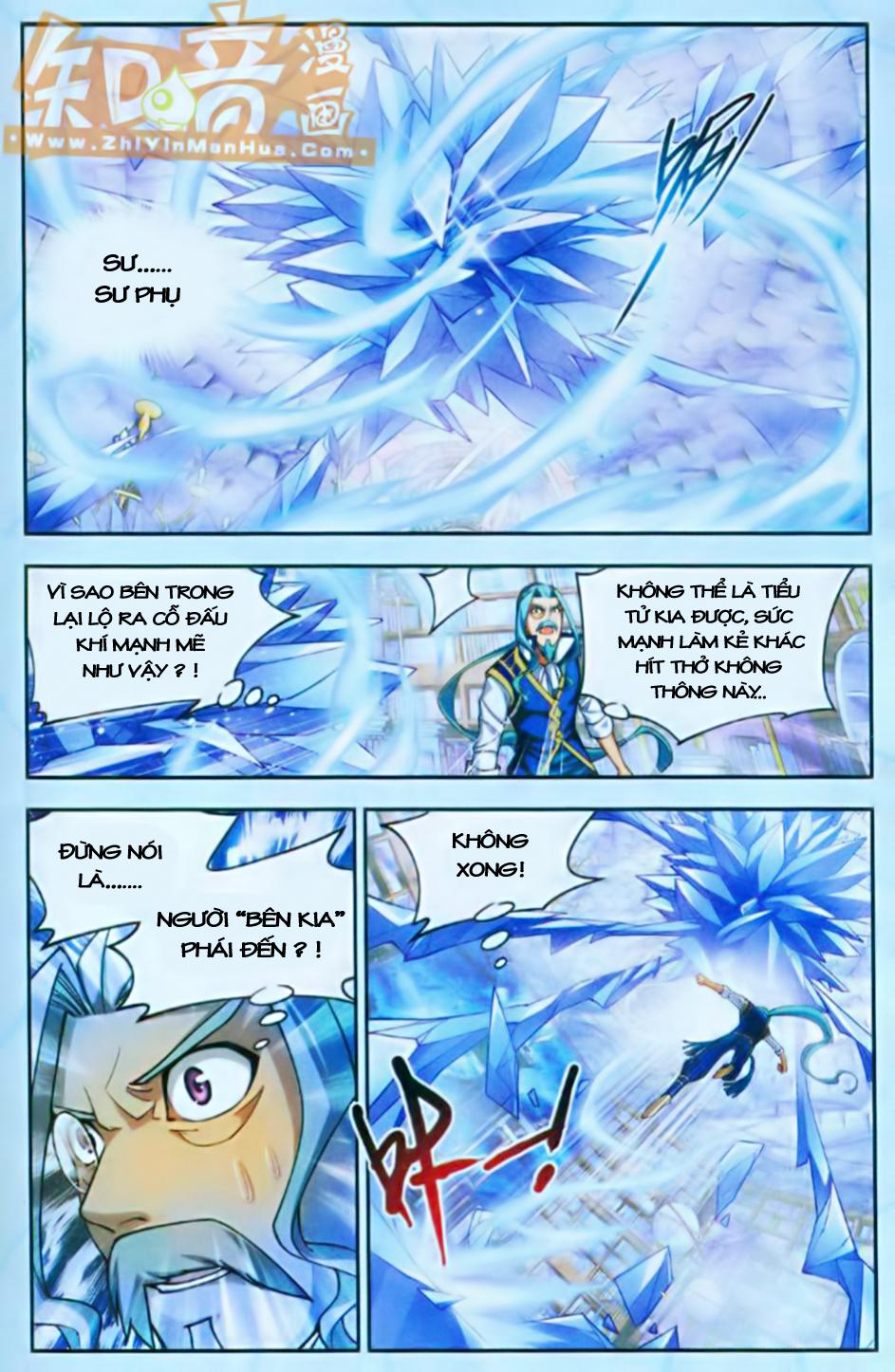 Đấu Phá Thương Khung chap 39 page 11 - IZTruyenTranh.com