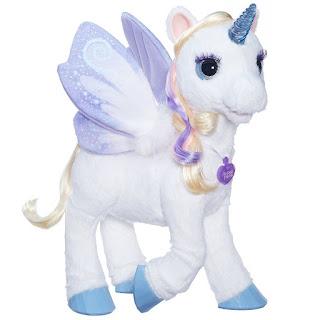 StarLily Magico Unicorno Hasbro Fur Real Friends costo giocattolo peluche interattivo