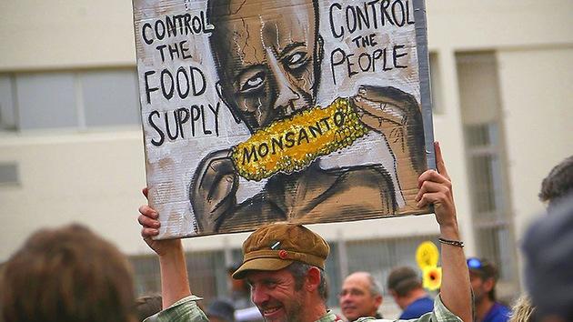 Marchas contra Monsanto por todo el mundo el 25 de Mayo 2013 Monsanto+Sudafrica+01