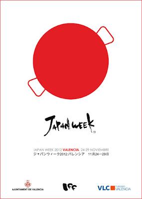 japan week valencia 2012