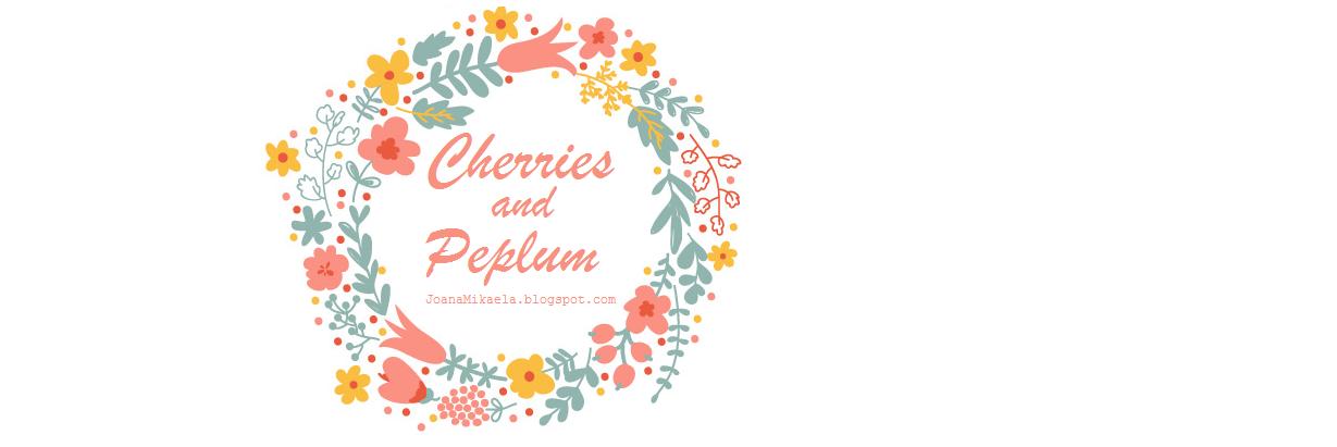 Cherries and Peplum