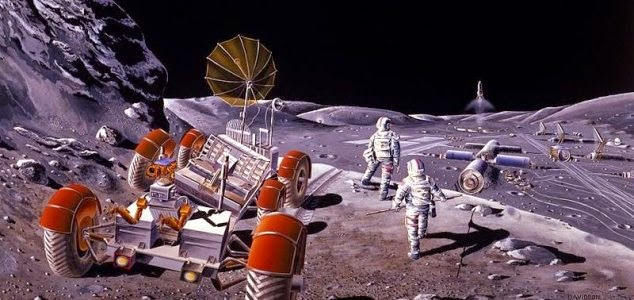 eua base lunar