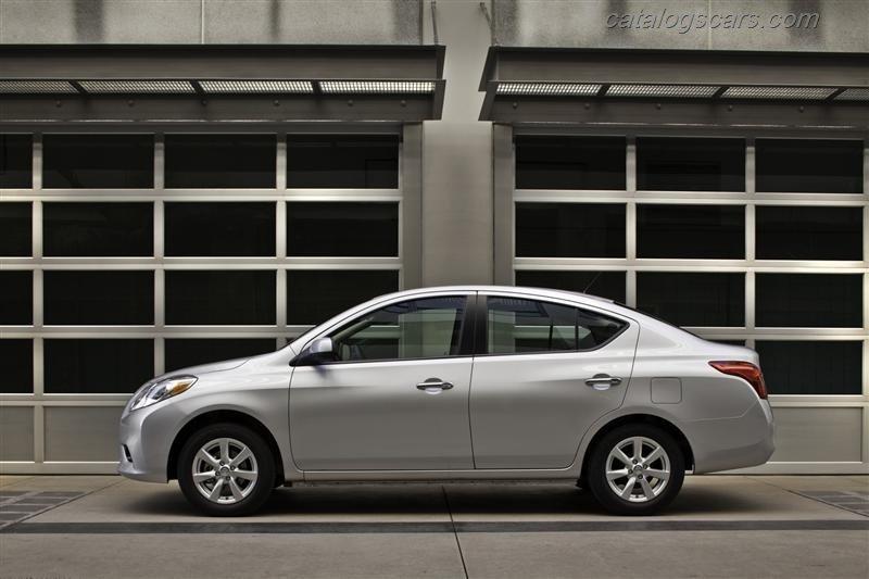 صور سيارة نيسان فيرسا 2012 - اجمل خلفيات صور عربية نيسان فيرسا 2012 - Nissan Versa Photos Nissan-Versa_2012_800x600_wallpaper_03.jpg