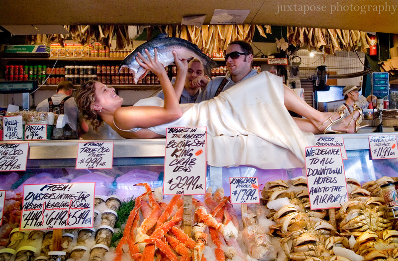 Honeymoon registry honeymoon destinations honeymoon for Fish market seattle