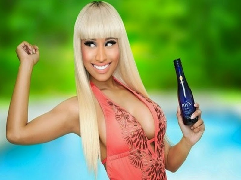 pics of nicki minaj