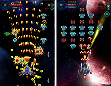 Arcade Game of the Week - Space Galaxy Attack