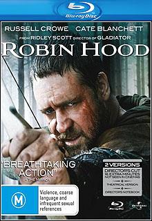 Robin Hood BD-R