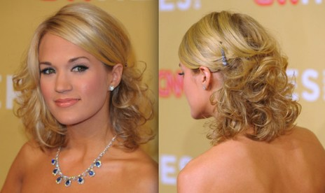 Curly Hairstyles With Bangs The Latest Hairstyle Appearance