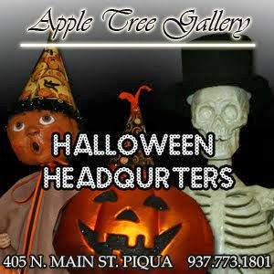 Apple Tree Halloween Headquarters