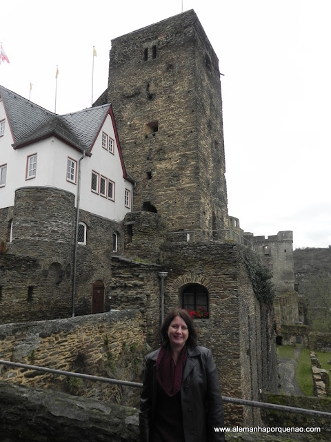 Burg Rheinfels, em St. Goar