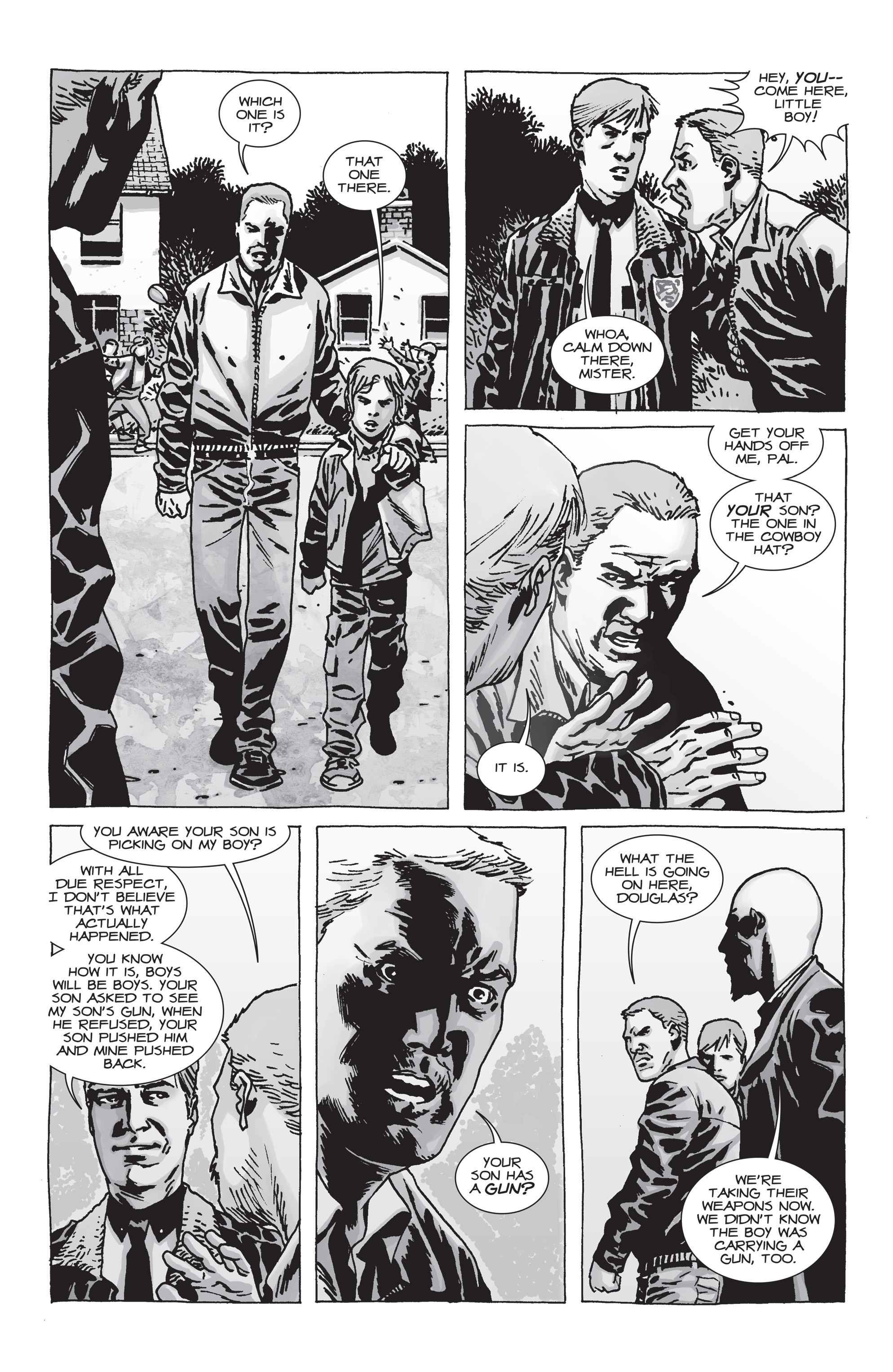 The Walking Dead Issue #71 Page 6