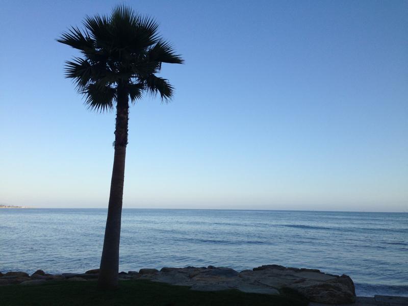 Travels with clara california week santa barbara area - Carpinteria santa clara ...