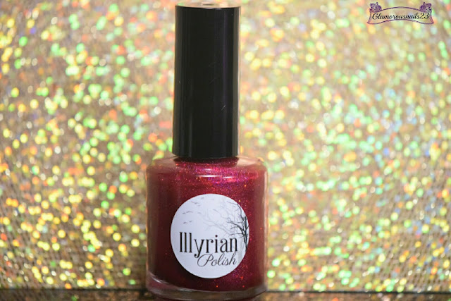 Illyrian Polish Shiny Red Balls