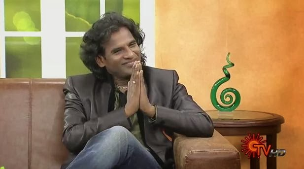 Virundhinar Pakkam – Sun TV Show 05-03-2014 Sevaliyar Raghunath Maney | Bharatha Natyam