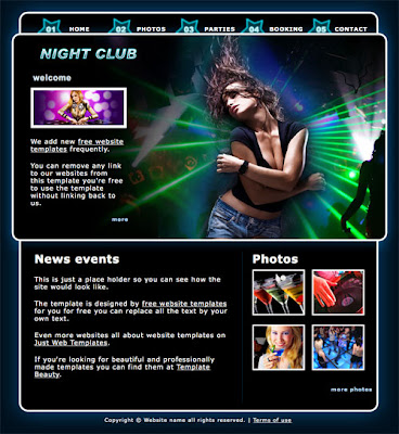 Free Dynamic night club