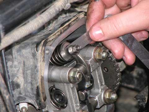 Yamaha Raider Oil Drain Plug Bolt