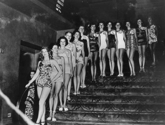 Old Beauty Pageants
