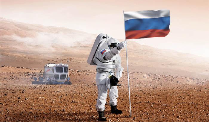 Η Ρωσία στέλνει αποστολή στον Άρη το 2019