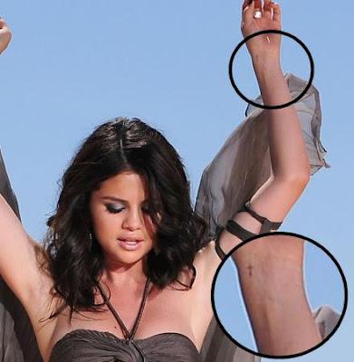 selena gomez tattoo. Selena Gomez Tattoo