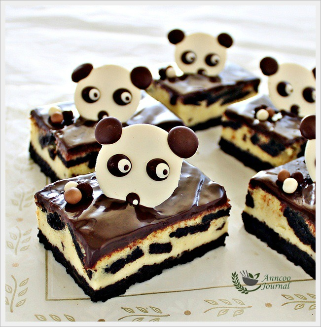 Oreo Cheesecake Bars - Anncoo Journal