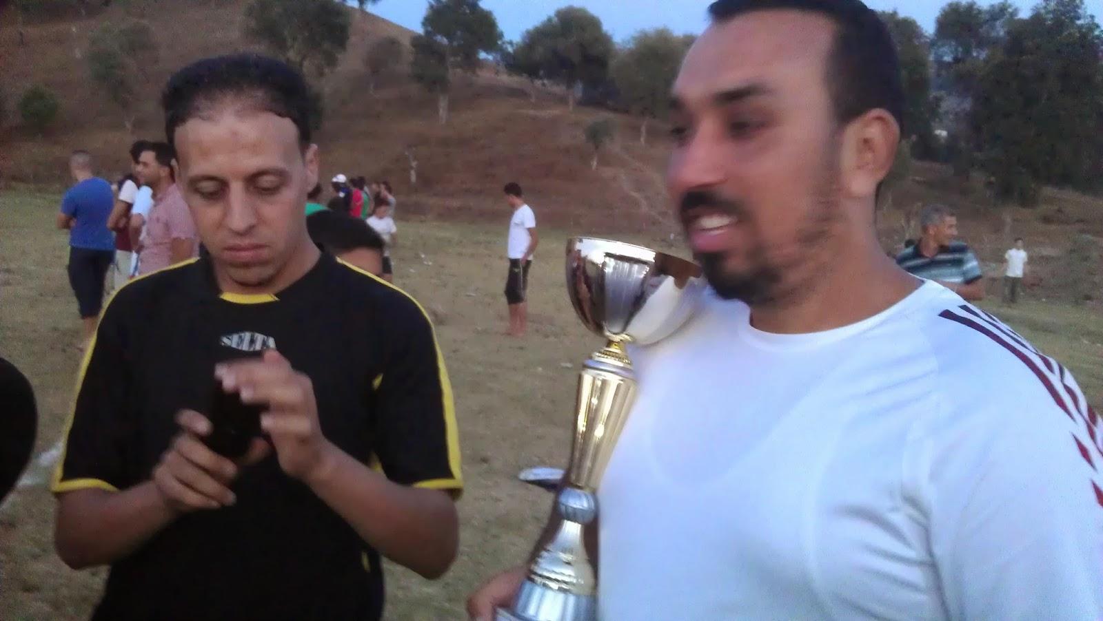 محمد و كريم