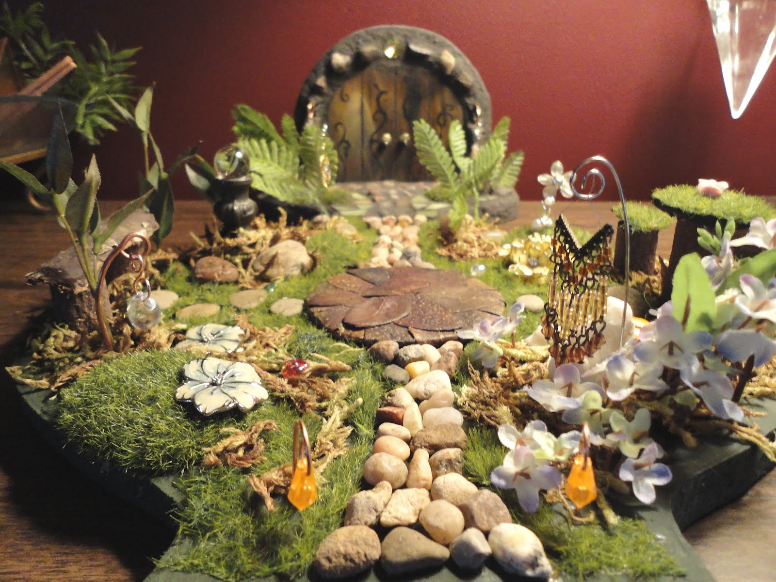 Jewels In The Garden Madison S Magical Fairy Garden