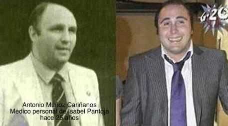 Antonio Muñoz Cariñanos, Médico personal de Isabel Pantoja