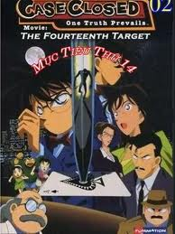 Conan Movie 2 : Mục Tiêu Thứ 14 - Detective Conan Movie 2 : The 14th Target